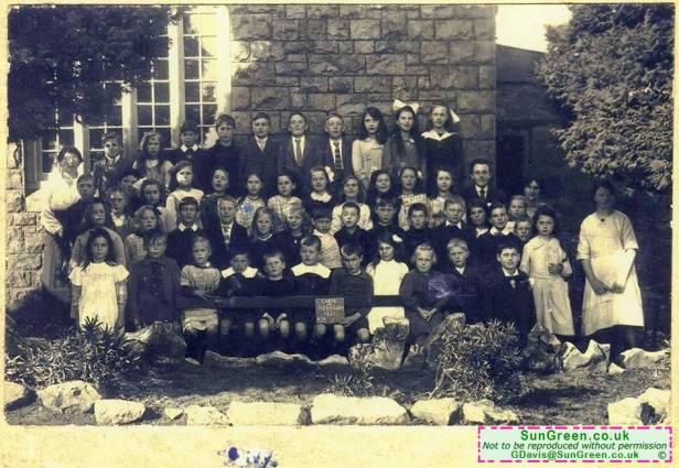 Tidenham-Chase-School-1921