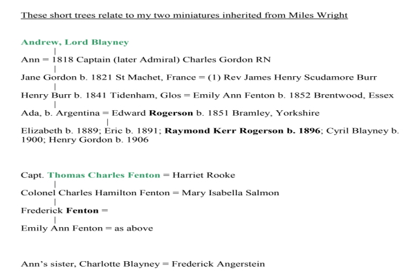 FENTON, Col. Thomas Charles 10 (STROAT)
