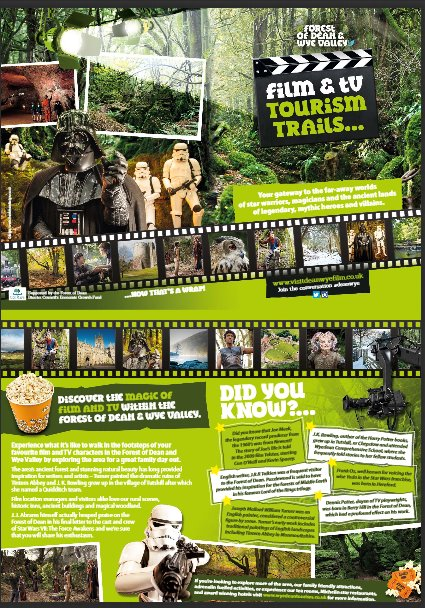 FILM & TV TRAIL in FoD 01 P1
